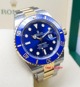 Rolex 126613LB-0002 powered by 3235 caliber