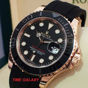 Buy Sell Rolex Yacht-Master 40 Everose 116655 at Time Galaxy Malaysia