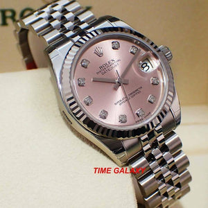Rolex 178274-0022 Datejust 31mm, equipped with calibre 2235, chronometer