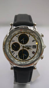 Buy Sell SEIKO Age of Discovery 30th Anniversary World Time SPL055P1 Limited Edition watch at Time Galaxy