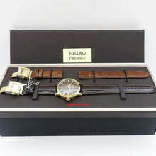 Load image into Gallery viewer, Buy Sell Seiko Presage SSA392J1 Old Fashioned Cocktail at Time Galaxy