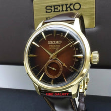 Load image into Gallery viewer, Seiko Presage SSA392J1 Old Fashioned Cocktail Limited Edition