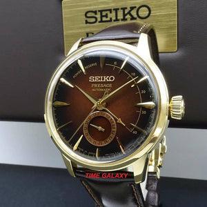 Seiko Presage SSA392J1 Old Fashioned Cocktail Limited Edition