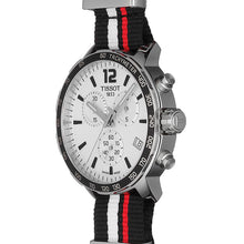 Load image into Gallery viewer, Brand New 100% Genuine TISSOT QUICKSTER 42mm Nato Chronograph Quartz Watch