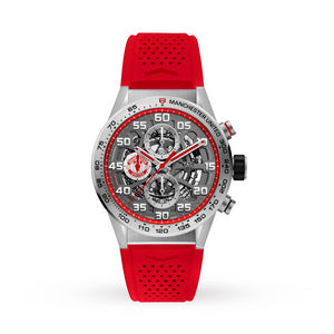 Tag Heuer Calibre Heuer 01 Manchester United Special Edition CAR210M.FT6156 Watch