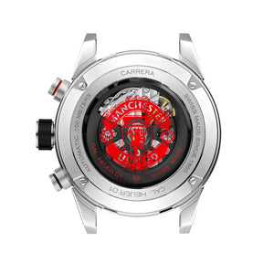 Tag Heuer Carrera Calibre Heuer 01, MU limited edition watch
