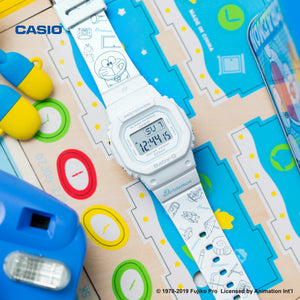 Genuine Casio Baby-G special collaboration Doraemon limited edition wrist watch