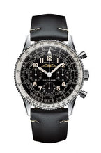 Load image into Gallery viewer, Breitling Navitimer Ref. 806 1959 Re-Edition Steel Black AB0910371B1X1 Watch