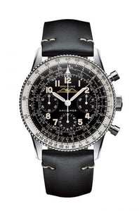 Breitling Navitimer Ref. 806 1959 Re-Edition Steel Black AB0910371B1X1 Watch