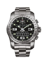 Load image into Gallery viewer, Breitling Professional Cockpit B50 Titanium Volcano Black Bracelet EB5010221B1E1 Watch