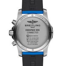 Load image into Gallery viewer, Breitling EB5510H21B1S1 powered by B55 caliber, Quartz type, chronometer, made of titanium and sapphire, power reserve indicator