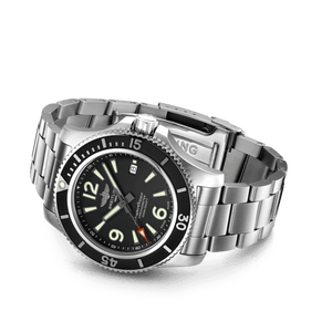 Buy Sell Breitling Superocean Automatic 44 Steel Black A17367D71B1A1 at Time Galaxy Watch Malaysia