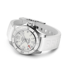 Load image into Gallery viewer, Buy Sell Breitling Superocean Automatic 36 Steel White A17316D21A1S1 diver watch at Time Galaxy Malaysia