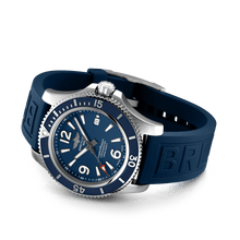 Load image into Gallery viewer, Buy Sell Breitling Superocean Automatic 44 Steel Blue A17367D81C1S1 at Time Galaxy Watch Malaysia