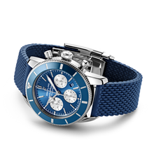 Load image into Gallery viewer, Buy Sell Breitling Superocean Heritage II B01 Chronograph 44 Stainless Steel Blue AB0162161C1S1 at Time Galaxy Watch