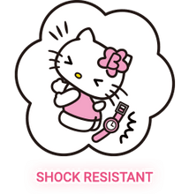 Load image into Gallery viewer, Hello kitty watch with shock resistant function