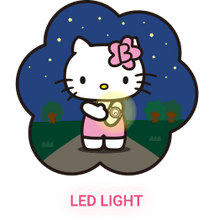 Load image into Gallery viewer, Hello kitty watch support night mode with LED light function