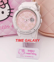 Load image into Gallery viewer, Original Baby-g x Hello Kitty bga-150kt-7b watch by Time Galaxy Watch Store in Malaysia