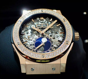 Buy Sell Hublot Classic Fusion Aerofusion Moonphase 517.OX.0180.LR.1104 at Time Galaxy