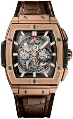 Authentic Hublot Spirit of Big Bang King Gold 601.OX.0183.LR Watch