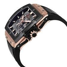 Buy Sell Hublot Spirit of Big Bang 45 King Gold Ceramic at Time Galaxy for discounted price