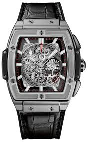 Authentic Hublot Spirit of Big Bang 45 mm Titanium 601.NX.0173.LR watch