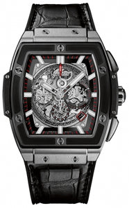 Brand New 100% Genuine HUBLOT Spirit of Big Bang 45 Titanium Ceramic Watch