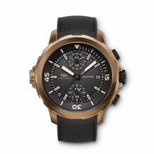 Load image into Gallery viewer, Authentic IWC Aquatimer Chronograph Edition Expedition Charles Darwin IW3795-03 Watch