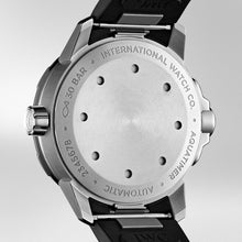 Load image into Gallery viewer, IWC IW329001, stainless steel material, sapphire glass, black dial, 30120 caliber