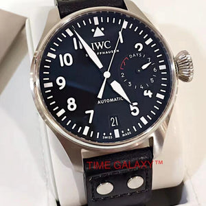 Pre-Owned 100% Genuine IWC Big Pilot's IW500912 Watch