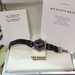Buy Sell Pre-Owned IWC Big Pilot's IW500912 Watch at Time Galaxy