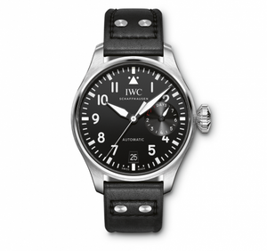 Authentic IWC Big Pilot's Watch IW501001 Watch at Time Galaxy Watch Online Web-store Malaysia