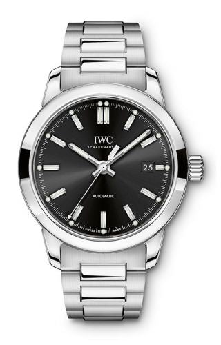 Authentic IWC Ingenieur Automatic Stainless Steel Black IW357002 Watch