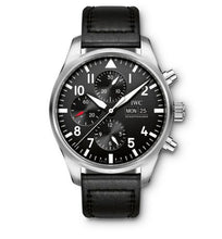Load image into Gallery viewer, IWC Pilot's Chronograph Automatic IW3777-09 Watch