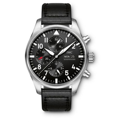 IWC Pilot's Chronograph Automatic IW3777-09 Watch