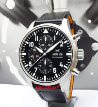 Load image into Gallery viewer, Buy Sell IWC Pilot's Chronograph IW3777-09 at Time Galaxy Watch
