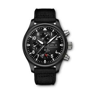 Authentic IWC Pilot's Chronograph Top Gun IW389101 Watch