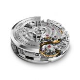 IWC IW3879-01 powered by 69380 caliber, 48 h power reserve, chronograph, column wheel