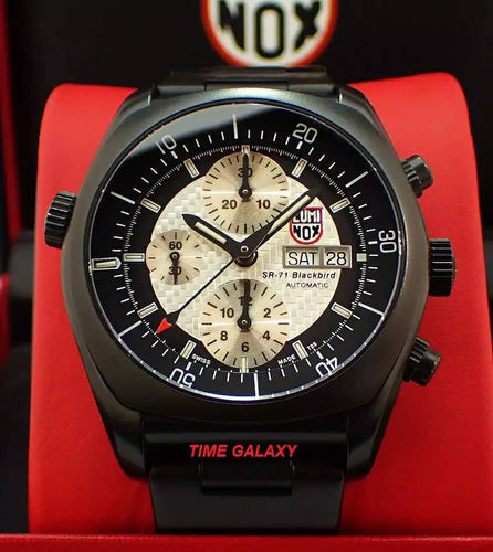 Authentic Luminox Blackbird 9088 SR-71 limited edition watch