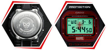 Load image into Gallery viewer, Spiderman watch back case embossed with logo