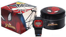 Load image into Gallery viewer, Brand new authentic The Avengers Endgame Spiderman watch comes in full package with box
