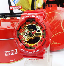 Load image into Gallery viewer, Genuine limited edition wrist watch G-shock x Ironman by Time Galaxy Online Watch Store Malaysia