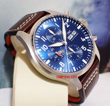 Load image into Gallery viewer, Buy Sell IWC Pilot's Chronograph IW3777-14 at Time Galaxy Watch