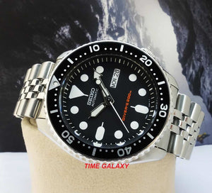 Seiko SKX007K2 powered by 7S26 calibre with 41 h power reserve
