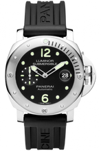 Load image into Gallery viewer, Authentic Panerai Luminor Submersible Automatic Acciaio PAM 1024 Watch