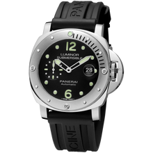 Load image into Gallery viewer, Buy Sell Panerai Luminor Submersible Automatic Acciaio PAM 1024 at Time Galaxy Watch Store