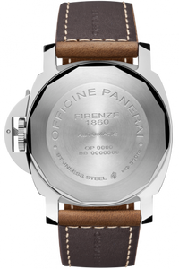 Panerai PAM1088 made of stainless steel, sapphire glass, 300 m water resistance