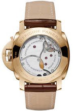 Load image into Gallery viewer, Panerai PAM289 made of pink gold, sapphire glass, 100 m water resistance