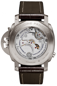 Panerai PAM311 made of Titanium, sapphire glass, 100 m water resistance