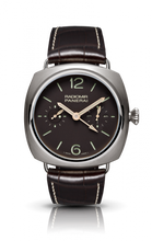 Load image into Gallery viewer, Authentic Panerai Radiomir Tourbillon GMT Titanio PAM 315 Watch